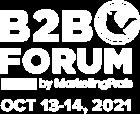 MarketingProfs B2B Forum 2021